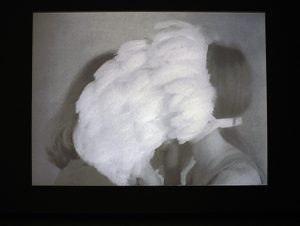 Rebecca Horn VIDEOTAPE N. 3, 1973